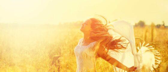 Beauty,Girl,Outdoors,Enjoying,Nature.,Beautiful,Teenage,Model,Girl,In